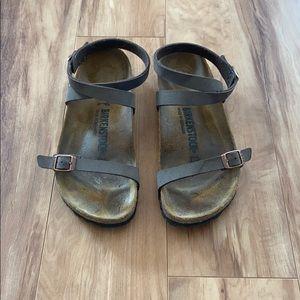 Birkenstock Daloa mocha woman's sandals